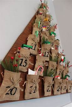 Diy Advent Calendars Decorations