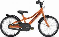 puky zlx18 1 alu kinderfahrrad 18 zoll racing orange 4372