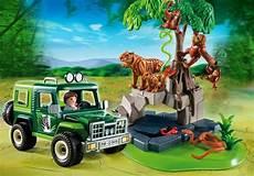 Malvorlagen Playmobil Jungle Playmobil Set 5416 Suv With Tigers And Orangutans
