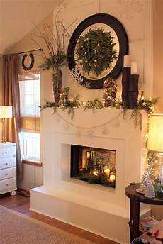 Decorations For Fireplace by Sweet Something Designs Mantle 2010