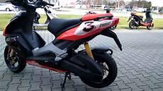 aprilia sr 50 r factory 2010 roller scooter