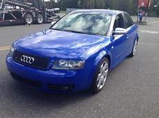 find used 2004 audi s4 4 2 v8 nogaro blue 6 speed manual in eliot maine united states