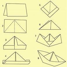 schiffchen falten anleitung papierschiff falten papierschiff falten papierschiff