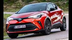 2020 toyota c hr hybrid stylish compact suv