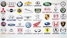Signe De Voiture Collection Of Car Brand Logos Stock Photo More Pictures