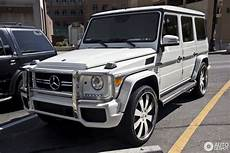 Mercedes G 63 Amg 2012 5 August 2013 Autogespot