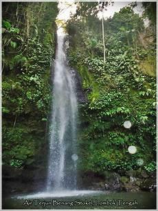 Air Terjun Benang Stokel Lombok Tengah Jalan Jalan