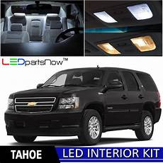 all car manuals free 2007 chevrolet suburban spare parts catalogs ledpartsnow 2007 2014 chevy tahoe and suburban led interior lights accessories replacement