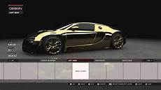Bugatti Veyron Customization by Bugatti Veyron Customization Forza Motorsport 5