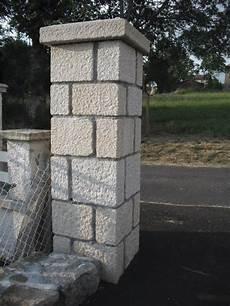 pile de portail pile de portail avec chapeau sarda taille de