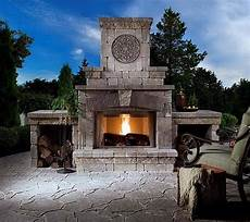 53 Most Amazing Outdoor Fireplace Designs