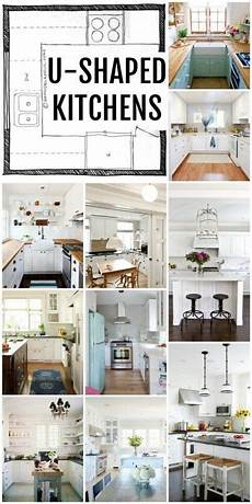 Popular Kitchen Layouts And How To Use Them by Remodelaholic Popular Kitchen Layouts And How To Use