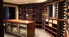 Custom Wine Cellar Wenge Wood Modern Wine Cellar