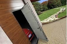 porta sezionale la sicurezza breda porte per garage