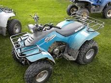 Suzuki Quadrunner 160 by 1998 Kawasaki 220 Bayou 2001 Suzuki 160 1700 For Both0