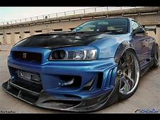 AUTO CARS PROJECT Nissan Skyline Gtr Pictures And Wallpapers