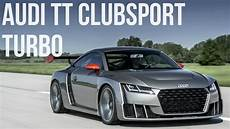 2015 600 Hp Audi Tt Clubsport Turbo