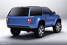 4 Things To About The 2017 Ford Bronco When It Returns