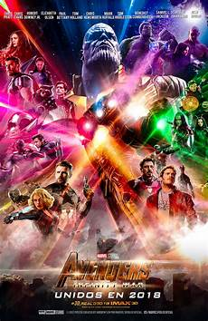marvel infinity war 2 marvel spoiler oficial infinity war teaser poster 2