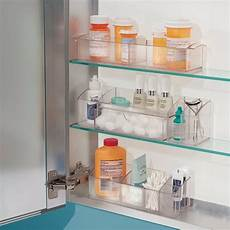 Bathroom Cabinet Organizer bathroom organizer storage makeup medicine cabinet drawer