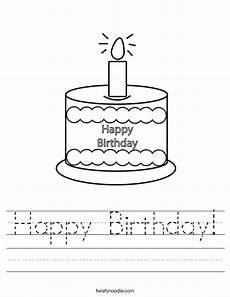 birthday cake printable worksheets 20255 happy birthday worksheet twisty noodle