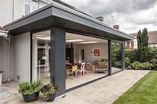 modern glass house open landscaping decorations essex s best modern family home garden room extensions