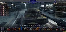 Wot Garage Skin by 9 9 The New Hangar Interface World Of Tanks 1 6 0 8