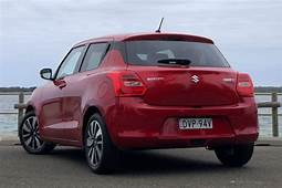 Suzuki Swift 2019 Review GLX Turbo  CarsGuide