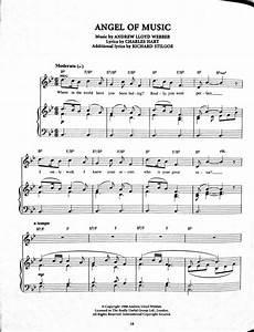 133677580 phantom of the opera of music sheet music
