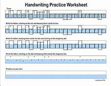 handwriting boxes worksheets 21314 boxes and dots handwriting lowercase letter formation worksheet wide lines