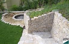 steinmauern im garten