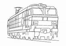 Malvorlage Zug Lokomotive Kinder Malvorlagen Ausmalbilder Gebude Transport Autos