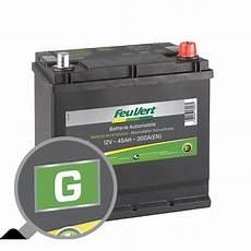 Batterie Voiture 45ah Pas Cher