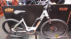 2019 ktm macina scout e bike walkaround 2018 eurobike