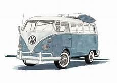 Volkswagen Transport In 2019 Auto Zeichnungen Auto