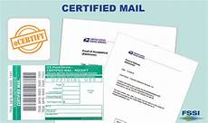 is your company getting the most out of certified mail