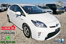 Toyota Hybrid Car Price In Pakistan