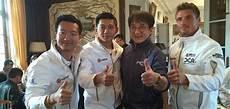 Les 24h Du Mans Sont Termin 233 Es Jackie Chan S Exprime