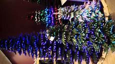 sapin artificiel de noel lumineux led light
