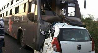 Road Accidents In India Down By 4 1 2016 Fatalities