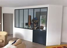 separation de bureau en verre pose cloison vitree 3 cloison vitr 233 e cloison bureau et