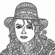 Malvorlagen Jackson Quest Rick Tulka Moonwalker Coloring Book 1988 Michael