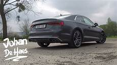 audi s5 coup 233 2017 exhaust sound and acceleration sounds