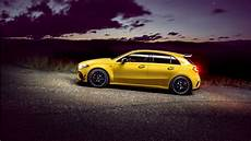 Mercedes Amg A 45 S 4matic Aerodynamic Package 2020 4k Wallpapers