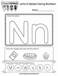 free letter n tracing worksheets 24168 letter n coloring worksheet free kindergarten worksheet for