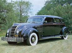 1934 Chrysler Imperial AirFlow Black Fvl  Cars Wallpaper