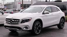the 2019 mercedes gla 250 review walkaround