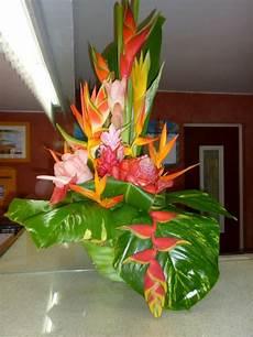 bouquet de fleurs exotiques bouquet exotique nigella