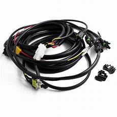 lite battery wire harness squadron s2 wire harness 3 light max 325 watts baja designs