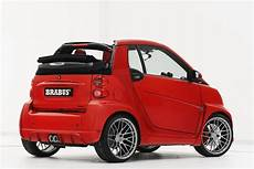 new brabus ultimate 120 takes the smart fortwo cabrio to